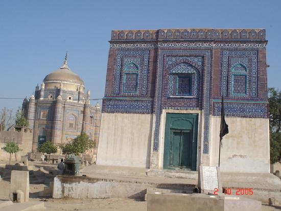 Multan, Pakistan: Shah Akbar Tomb