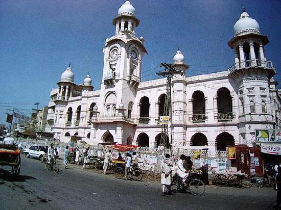 مُلتان, باكستان: Ghanta Ghar Multan