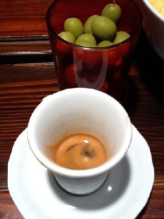 La Cantina di Via Colleoni: caffe time