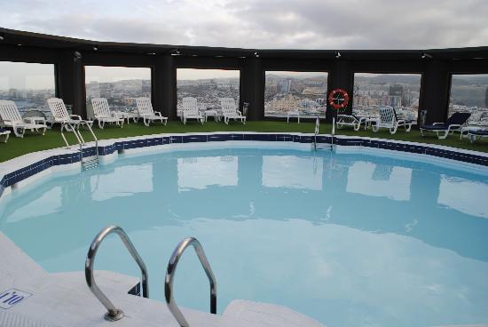 AC Hotel Gran Canaria : rooftop pool