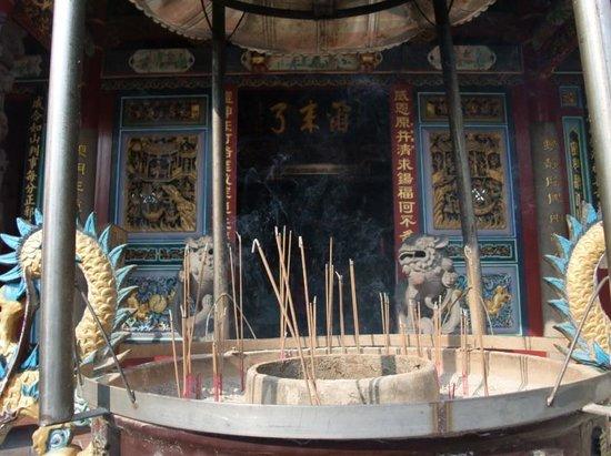 Taiwanfu Chenghuan Temple