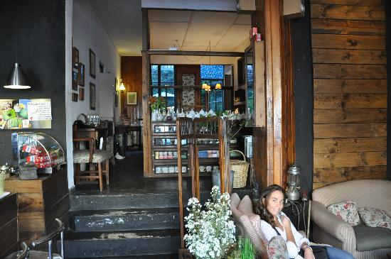 Cafe del Jardin: cafe