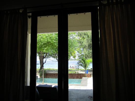 Kelapa Kecil : Bedroom view