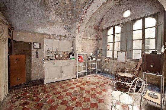 Museo Medico Tommaso Campailla: Museo T. Campailla - Veduta Stanza delle Botti