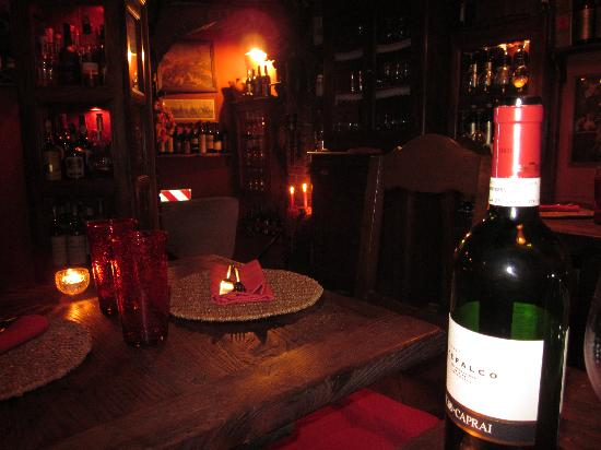 Vecchia Locanda : vino