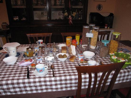 Abruzzo Segreto Navelli: Breakfast, Yum