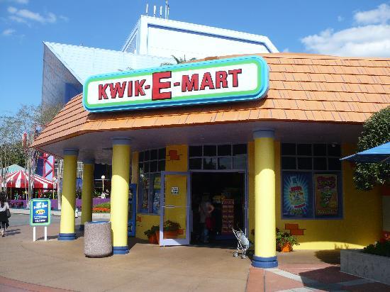 Buy Here Pay Here Orlando >> Kwik E Mart - Picture of Universal Studios Florida, Orlando - TripAdvisor