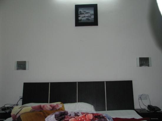 โรแรมเอกาลเรสซิเดนซี: Deluxe Room