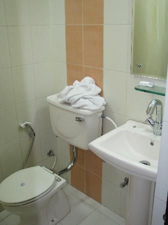 HOTEL AKAAL RESIDENCY: Bathroom