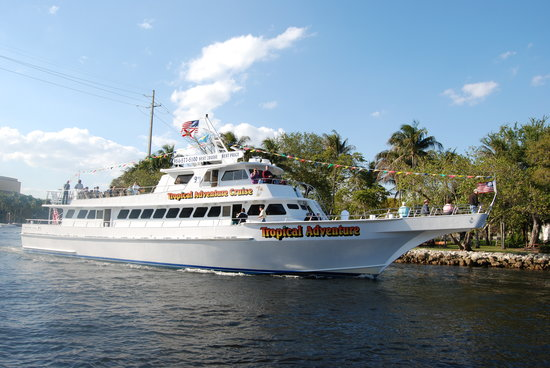 Tropical Adventure Cruise