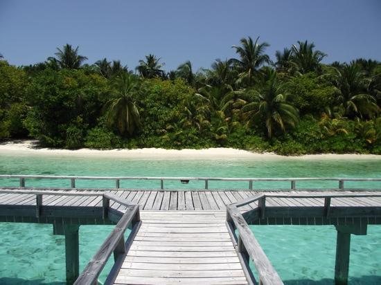 Kuramathi Island Resort: Paradise!