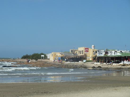 El Charabon: One of the many beaches