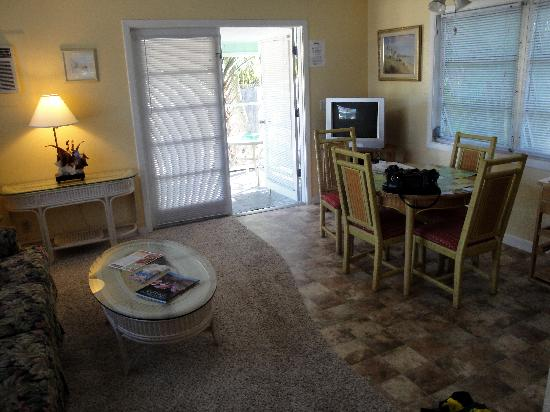Periwinkle Cottages of Sanibel: IBIS Cottage