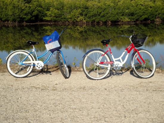 Periwinkle Cottages of Sanibel: Classiest Bikes in Sanibel...
