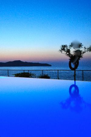Panorama Hotel - Chania: our pool...drool