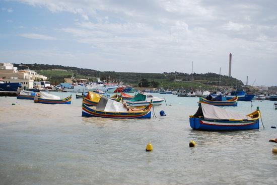 Аура, Мальта: Marsaxlokk