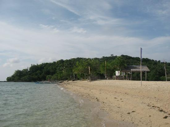 Sandbar Beach Resort : Seclusion
