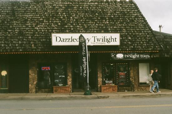 Forks, WA: Bedazzled by Twilight