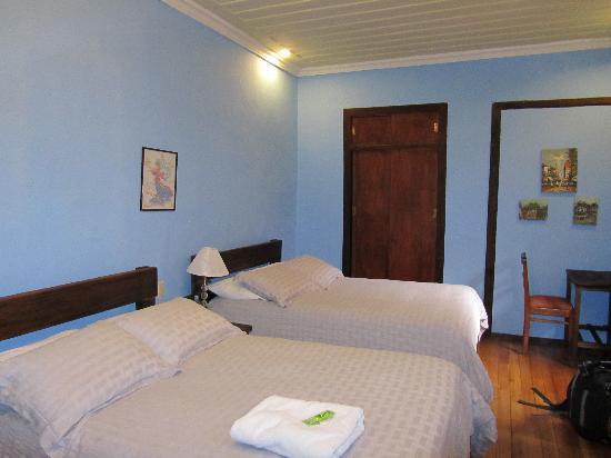 Casa Ordonez: Isabela room