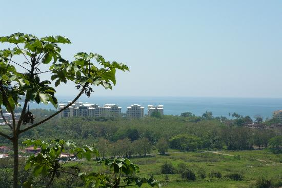 Aparthotel Vista Pacifico: Beautiful view of Jaco