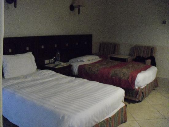 Tirana Aqua Park Resort: Chambre double à usage single