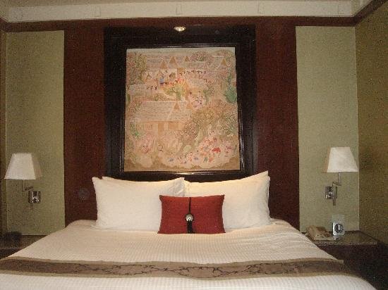 Banyan Tree Bangkok: unser Zimmer