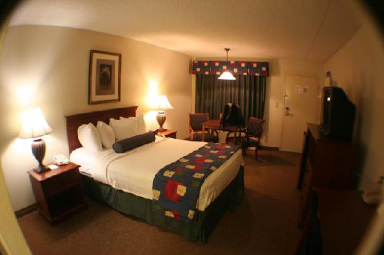 BEST WESTERN Quail Hollow Inn: Super clean