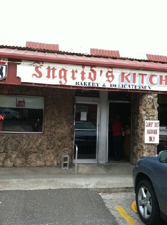 Ingrid S Kitchen  N Youngs Blvd Oklahoma City