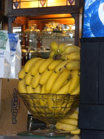 Crown Candy Kitchen: Yes, we have no bananas...