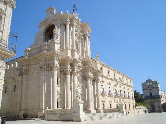 Syrakus, Italien: Cathédrale (Syracuse)