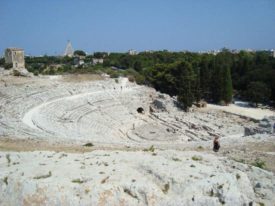 Syracusa, Italien: Parc archéologique (Syracuse)