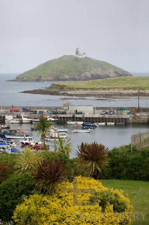 Ballycotton, Irland: View from Hotel