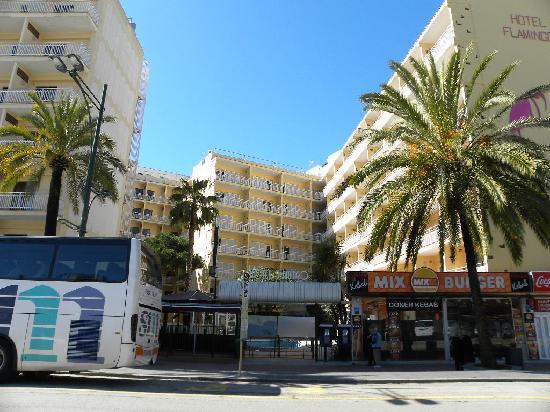 Gran Hotel Flamingo Lloret de Mar