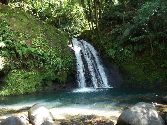 Le Manganao Hotel Club Paladien: cascade