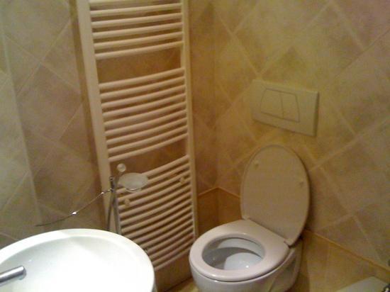 Ponte San Vittorino Hotel Restaurant: bagno