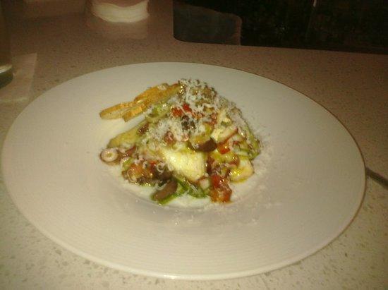Revolution - Durham: Octopus Salad