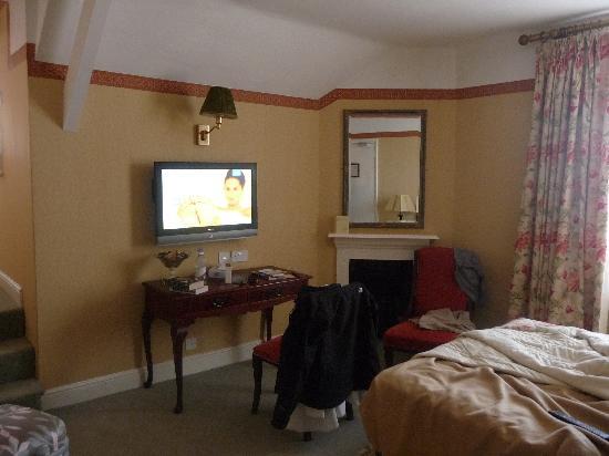 The Roman Camp Inn: Room 2