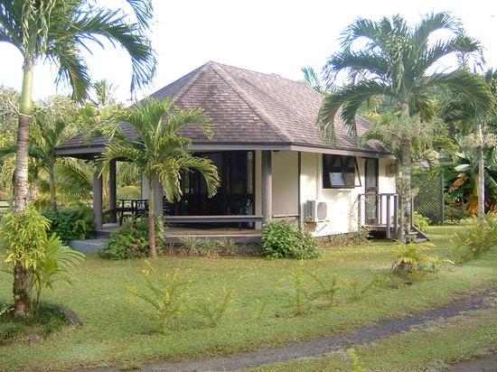 Vaikoi: Our Villa