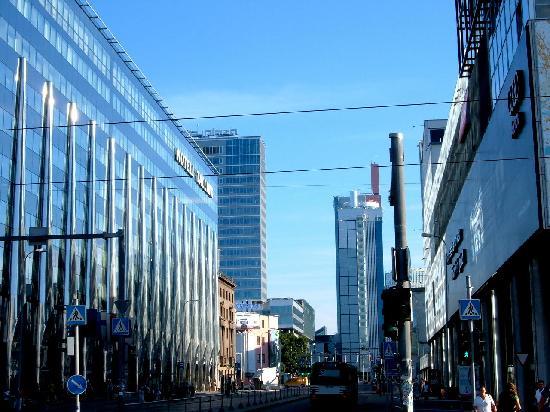 Tallink City Hotel: La strada dell'HTL