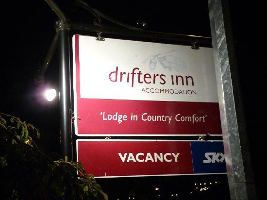 Drifters Inn Hanmer Springs : Drifters Inn at Hanmer Springs NZ
