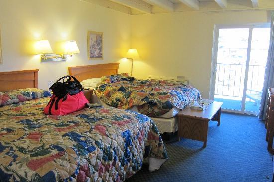 Whitehouse Inn: Room, I stayes at.
