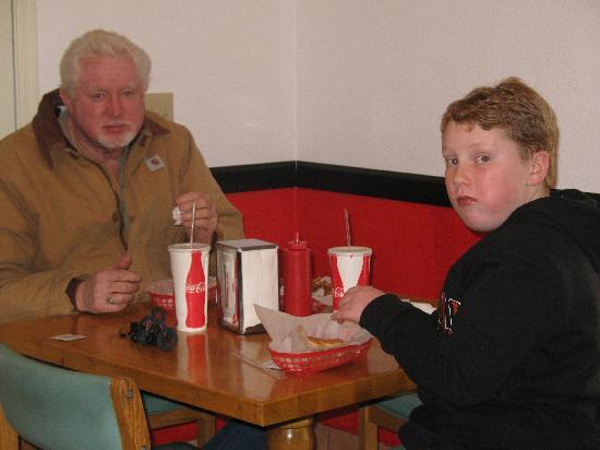 The Singing Pig BBQ Restaurant : Family Friendly