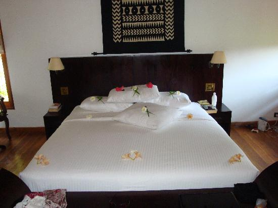 Weligama Bay Resort : bedroom