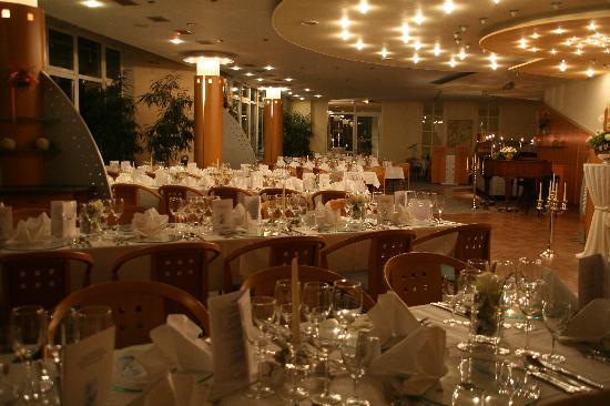 Hotel Thüringen: Hotelrestaurant Suhl