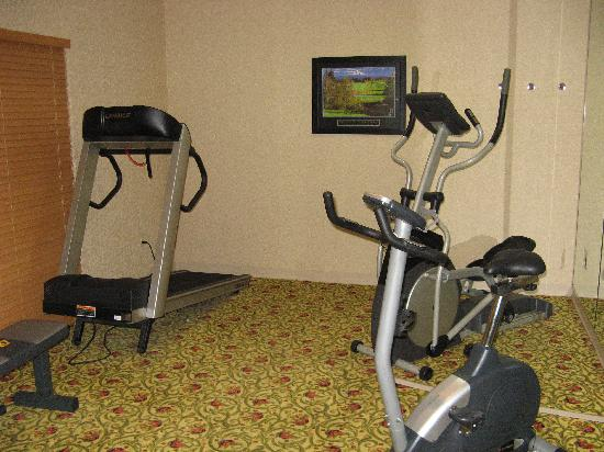 Holiday Inn Express Hotel & Suites Tavares : Fitness Center