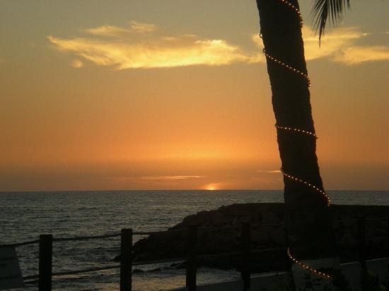 Meliá Puerto Vallarta All Inclusive: Sunset