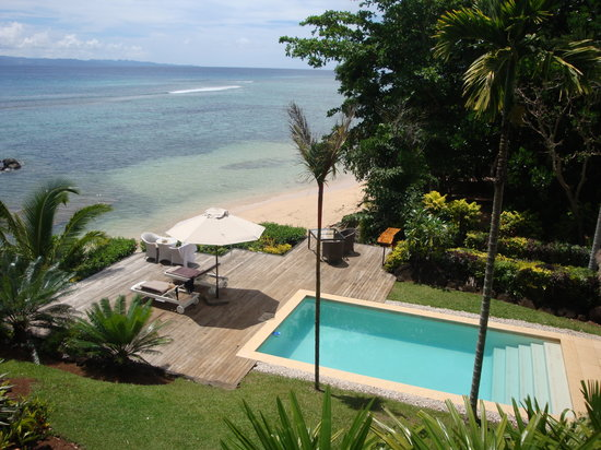 Taveuni Palms Resort: View from our deck