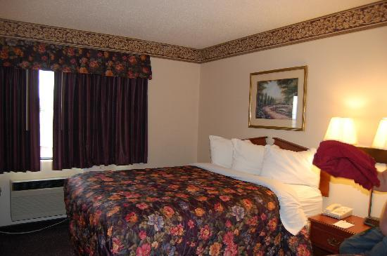 AmericInn Lodge & Suites Peoria: one of the queen beds