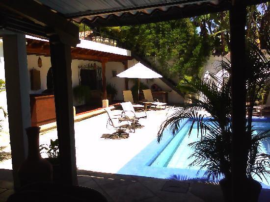 Hotel Casa La Capilla: pool