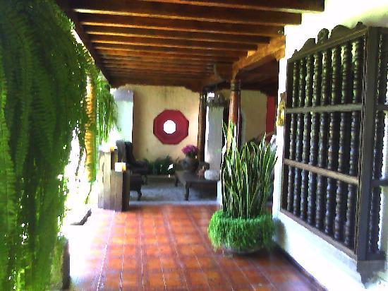 Hotel Casa La Capilla: sitting area